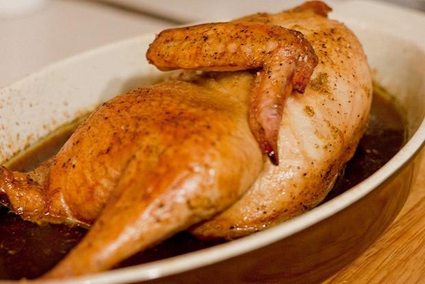 рецепт чахохбили из курицы в пиве