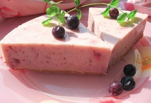 суфле фруктовое без выпекания рецепт