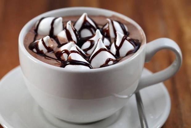 Постный горячий шоколад рецепт