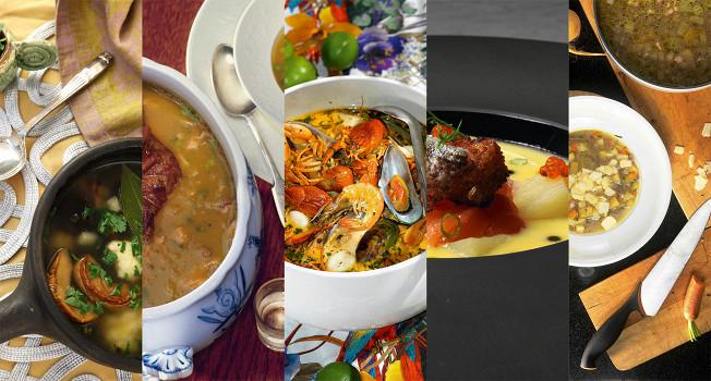 20 супов для осени и зимы
