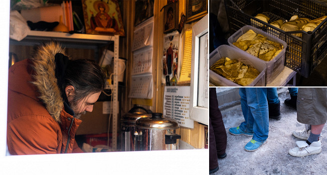 Кто кормит бездомных в Москве