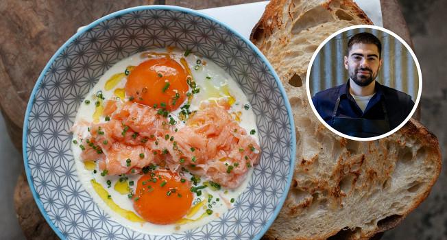 Coddled eggs, или печеные яйца