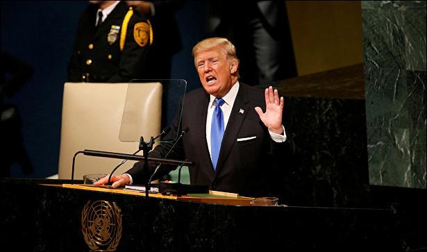 Трамп назвал условия снятия санкций сКубы