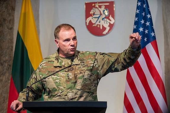 Американский генерал Ходжес предупредил овозможной «атаке России состороны Крыма»