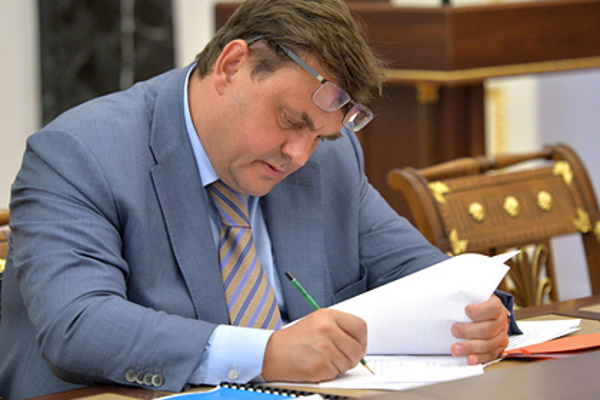 Российский министр признался внарушениях дорожных правил