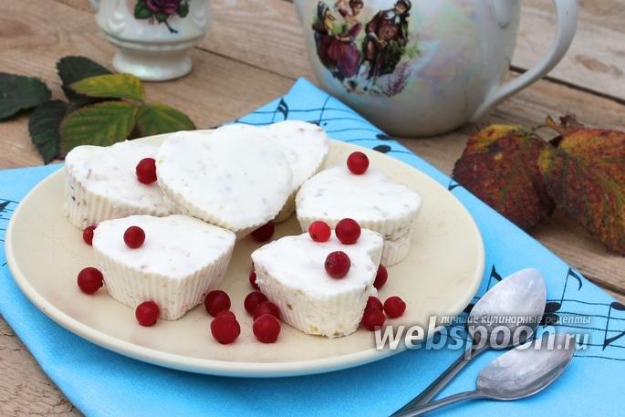 Быстрый творожный десерт рецепт
