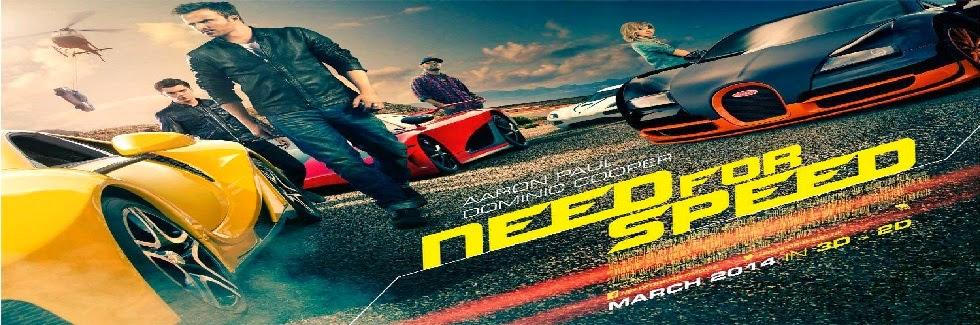 Need for Speed 2014 Deutsch German Official - Film in