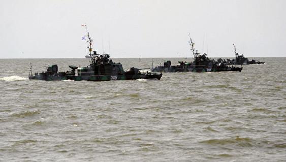 Командующим Каспийской флотилией назначен контр-адмирал Сергей Пинчук