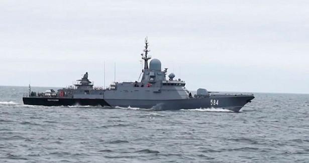 Вооруженный ракетами «Калибр» корабль «Одинцово» войдет всостав ВМФ
