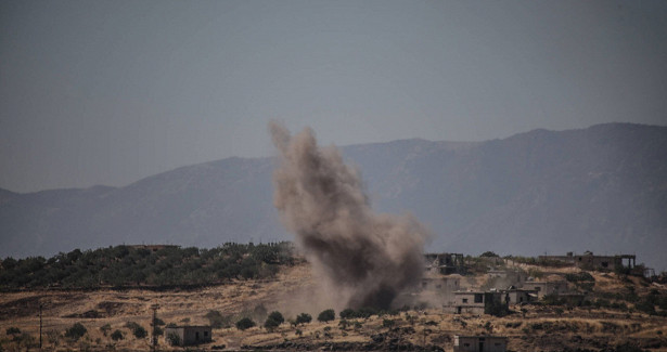 Террористы совершили десять обстрелов видлибской зоне деэскалации