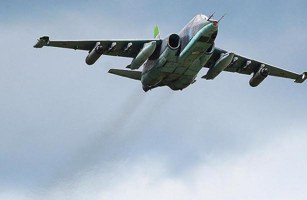 Баку уничтожил Су-25вКарабахе