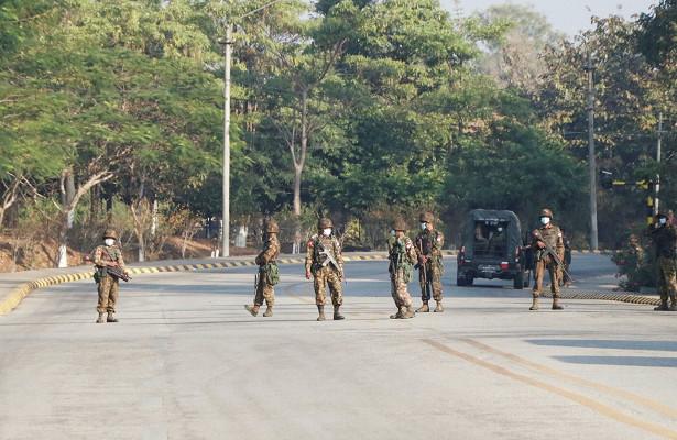 Байден подписал указ осанкциях вотношении Мьянмы