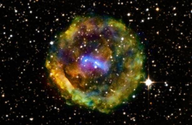 Китайские астрономы открыли почти 600высокоскоростных звёзд