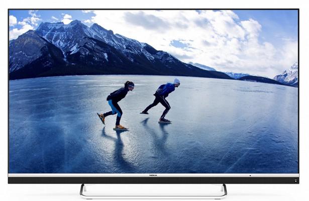 Раскрыты новые «умные» телевизоры Nokia