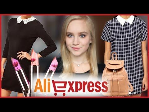 Мои покупки с алиэкспресс одежда