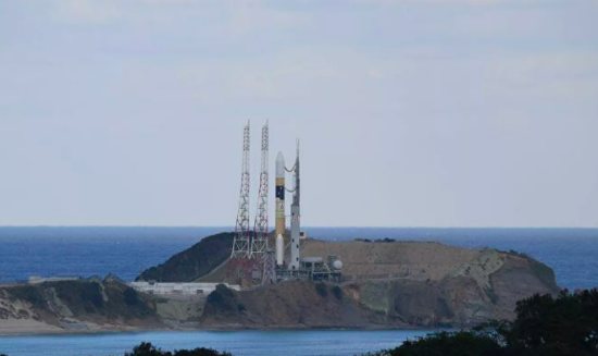 Япония запустила ракету H2A