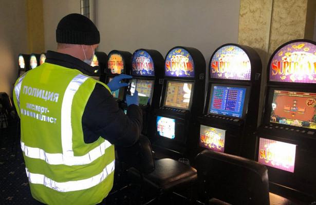 Вкраевом центре пресекли работу подпольных казино