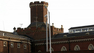 Граффити настене тюрьмы вАнглии приписали Бэнкси