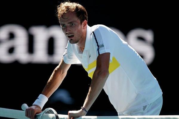 Даниил Медведев вышел вполуфинал Australian Open