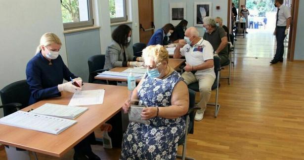 ВГреции навыборах вГосдуму проголосовали более тысячи россиян