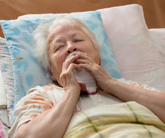 не дают бабушке больничный! - выдача больничного листа бабушке
