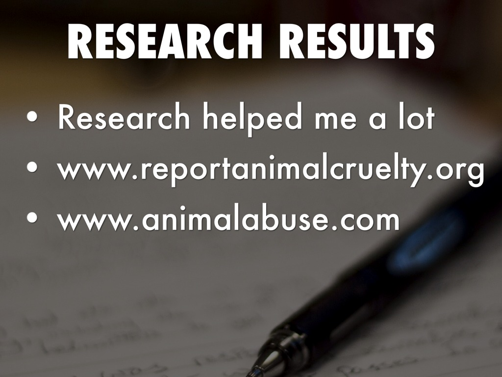 Buy animal rights research paper