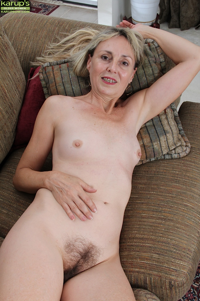 Older women hairy bush hairy