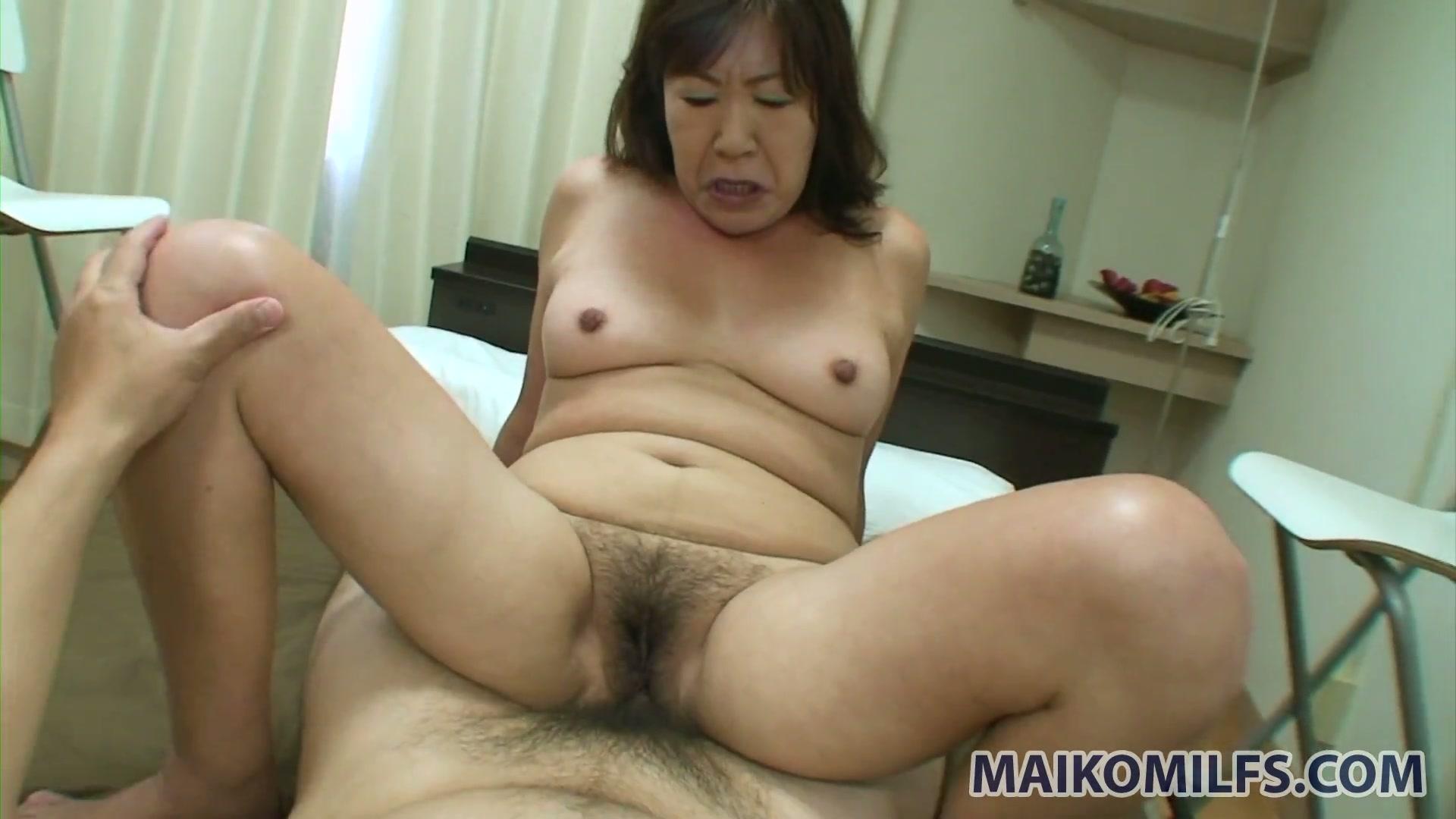 Секс азиатские бабульки