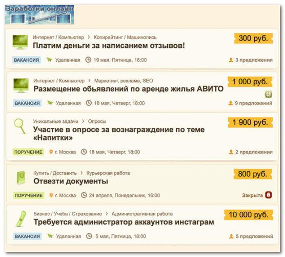 Как заработать переводами в интернете