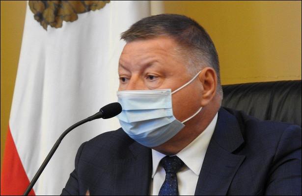 Спикера Саратовской облдумы выписали избольницы после пневмонии