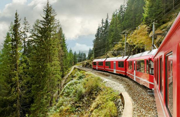 Самые страшные железные дороги совсего мира