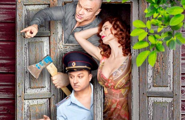 Актер Максим Лагашкин угодил влюбовный треугольник