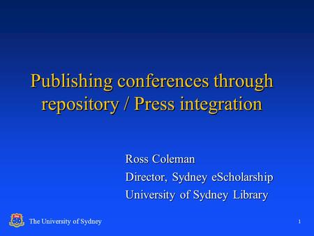 Write my usyd honours thesis