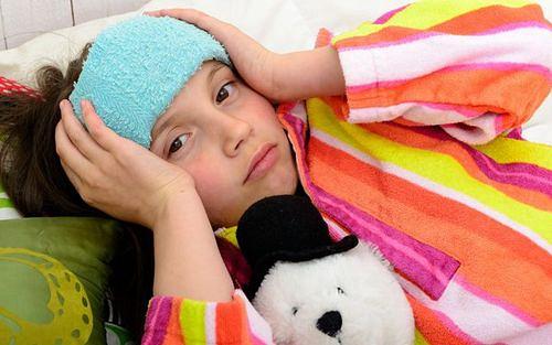 Почему у ребенка болит голова: причины головной боли у