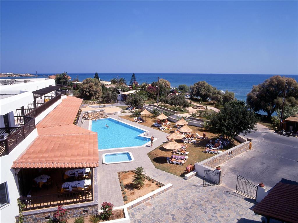 Мини отель на побережье остров Херсониссос