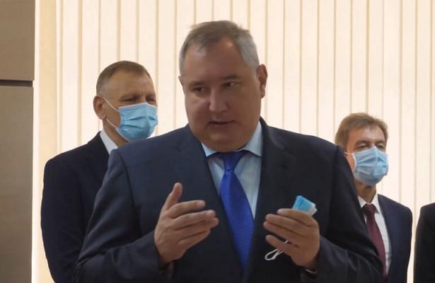 Глава Роскосмоса Дмитрий Рогозин несмог найти хозяина космического корабля