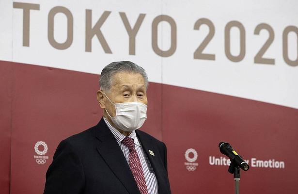 Глава оргкомитета Олимпиады вТокио Мори ушел вотставку
