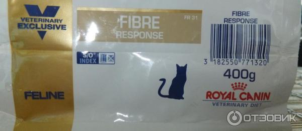 Корм royal canin fibre response fr31