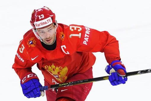 Дацюка назвали самым ценным хоккеистом олимпийской сборной России