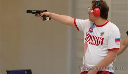 Лисин: российские стрелки удовлетворительно выступили наОлимпиаде-2016