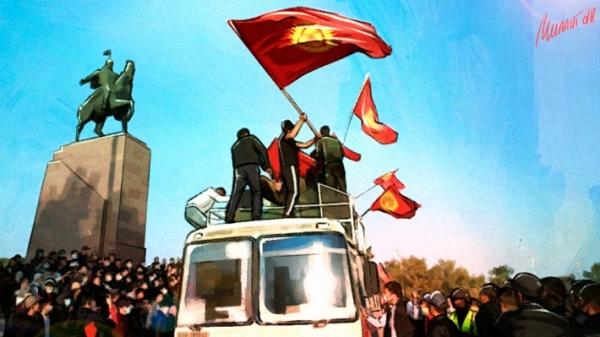 Ситуация вКиргизии определила направления сотрудничества Бишкека иМосквы