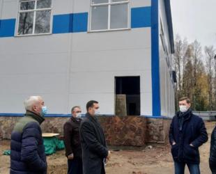 Спортивный центр вВыборге планируется завершить доконца года