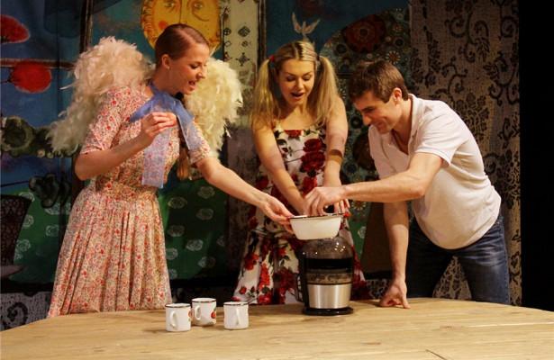 Актеры Белгородского драмтеатра получили специальный приз фестиваля «Голоса истории»
