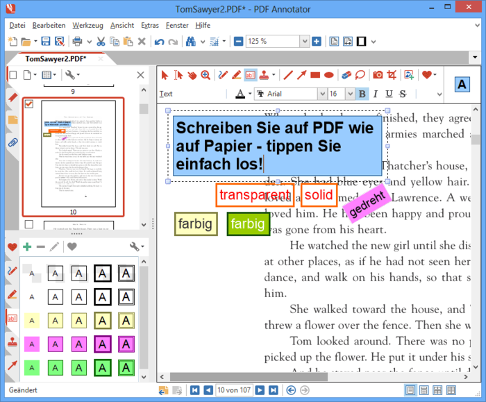 PDF Annotator - Free download and software reviews