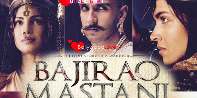 Bajirao Mastani (2015) DVDRip Full Movie Download Free
