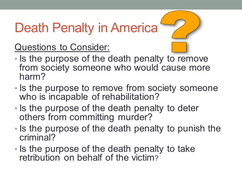 Write my pro and cons of death penalty essays
