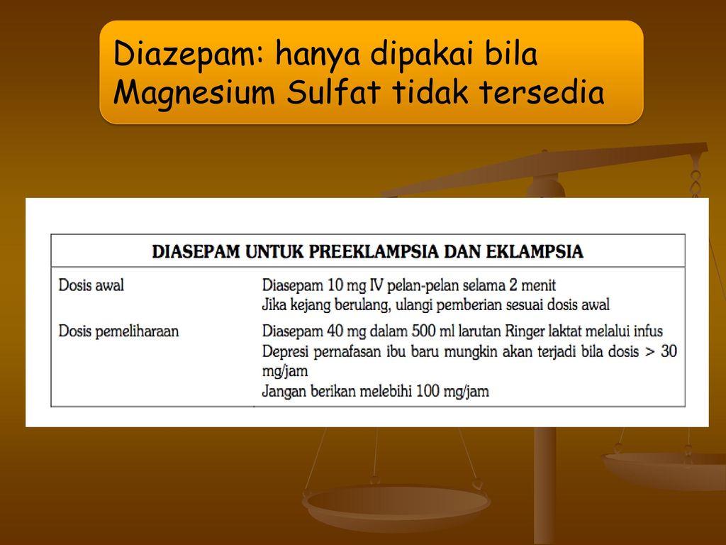 Diazepam dosierung bei flugangst