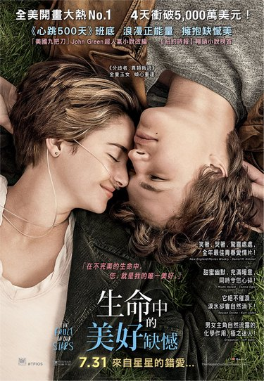 The Fault in Our Stars (2014) Full Movie Online