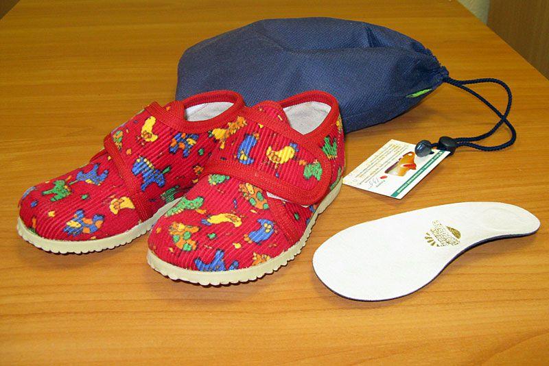 Тапочки детские производство украина