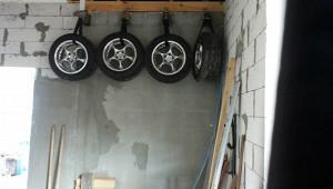 Какправильно хранить шины